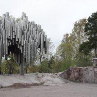 Памятник композитору Яну Сибелиусу :: Елена Павлова (Смолова)