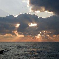 море в январе (3) :: дмитрий панченко