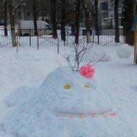 Зима с налётом кокетства) :: Галина Бобкина