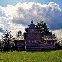 Домовая церковь в честь святого Александра Невского... :: Sergey Gordoff