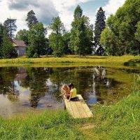 Милое лето в Кончанском... :: Sergey Gordoff