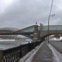 Мост Богдана Хмельницкого. Москва. :: Oleg4618 Шутченко