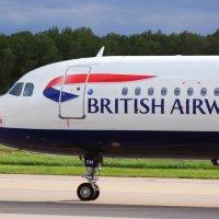 BRITISH AIRWAYS :: vg154