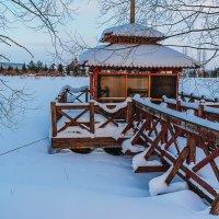 Зимняя пристань :: Андрей Липов