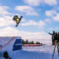 Snowboard BigAir :: Вячеслав Ложкин