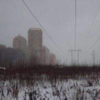 Снова хожу под высоким напряжением :: Андрей Лукьянов