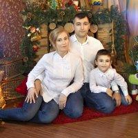 Семейное, праздничное *** :: Райская птица Бородина