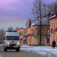 Улица в небольшом городке :: Фотогруппа Весна.