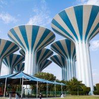 Кувейтские водонапорные башни :: Kristina Suvorova