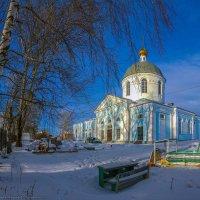 Уваровский храм :: Валерий Горбунов