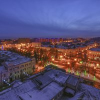 Гуляя по крышам :: Валерий Горбунов