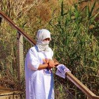 крещение  на  реке  Иордан :: Natalia