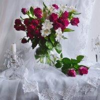Пленительны, нежны, цветы - очарование... :: Валентина Колова