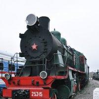 Музей РЖД на Варшавском. :: Ольга Васильева