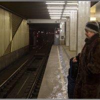 В ожидании поезда :: Михаил Розенберг