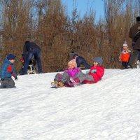 Зима... :: Сергей Петров