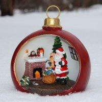 Новогодний шар :: Виктория Чурилова