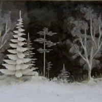 Зима :: Виктория Чурилова