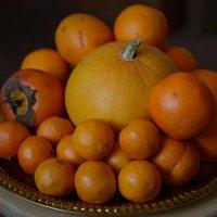 Оранжевое настроение :: Таня Котрехова