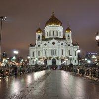 Храм Христа Спасителя :: Liudmila Antonova
