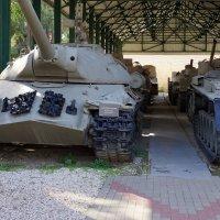 Танк ИС-3 :: mikhail