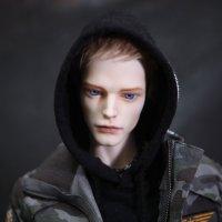 Самая глазастая модель :: Аркадий Назаров