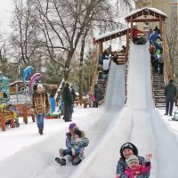 Зимние забавы :: Alexandr Zykov