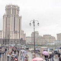 Бледная Москва :: Валерий Смирнов