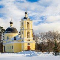 церкви Подмосковья д.Нововолково :: Андрей Куприянов