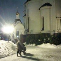 Храм Преображение господня в Люберцах, посёлок Калинина. :: Ольга Кривых
