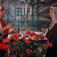 фото-ночь Фэнтези-Средневековье :: андрей мазиков