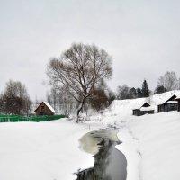 На Ухтомке :: Галина Galyazlatotsvet