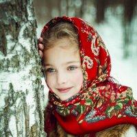 Машулька-красотулька :: Lena Dorry
