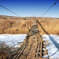 Мосты,мостики,кладки :: Вадим