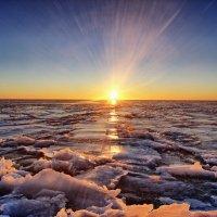 Магия зимнего света :: Александр Сергеевич