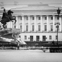Сенатская площадь :: Владимир Засимов