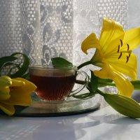 Утренний чай. :: Лара Гамильтон