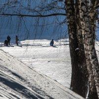 Повезло рыбакам с погодой... :: Владимир Безбородов