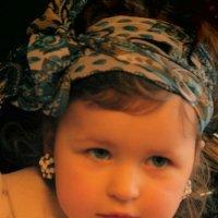 Портрет  маленькой пани! :: Eva Tisse