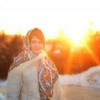 На закате :: Ксения Базарова