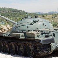 Танк Т-62 :: mikhail