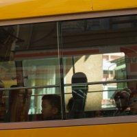 в продолжение автобусной темы :: Sofia Rakitskaia