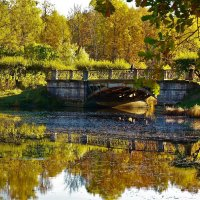 Большой Ламской мост... :: Sergey Gordoff