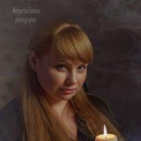Рыжая ведьма :: Маргарита Гусева