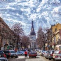 Ожидание весны... :: Вахтанг Хантадзе