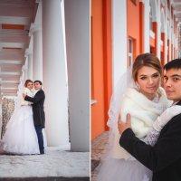Зимняя свадьба :: Олег Гаврилов