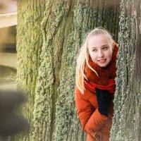 Отличная погода и красивая девушка :: Екатерина Гриб