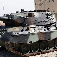 Танк Леопард 1 :: mikhail