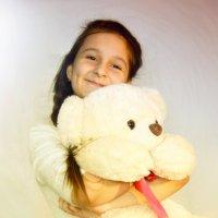 Любимая игрушка :: Вероника Подрезова