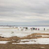 Дорога по озеру Селигер 2 :: Sergey